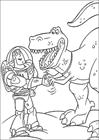 Toy Story 008 coloring page