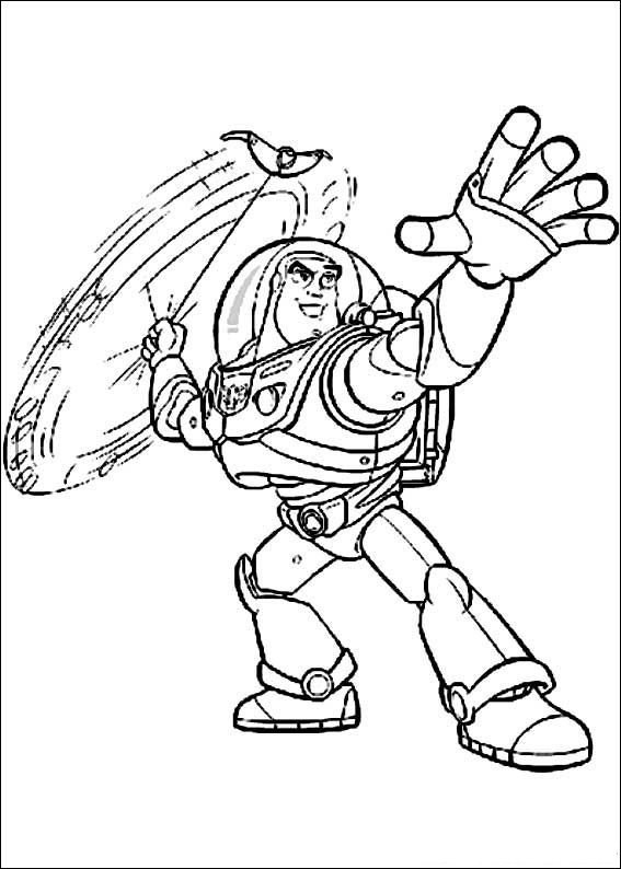 Toy Story 009 coloring page