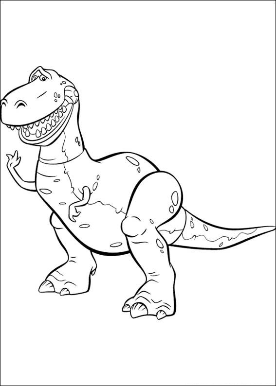 Toy Story 018 coloring page