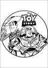 Toy Story 028 coloring page