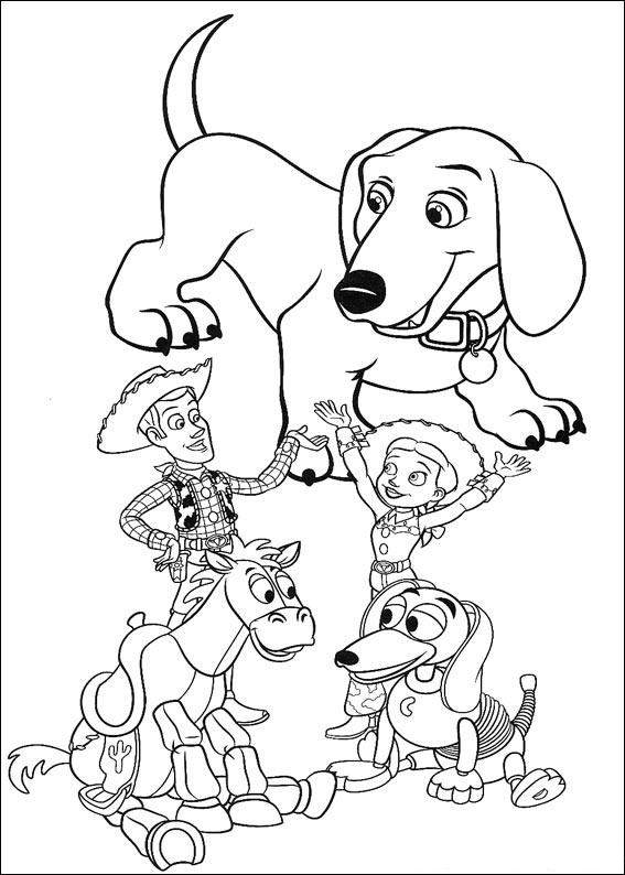 Toy Story 032 coloring page