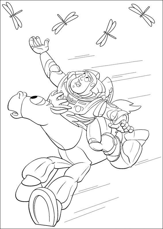 Toy Story 038 coloring page