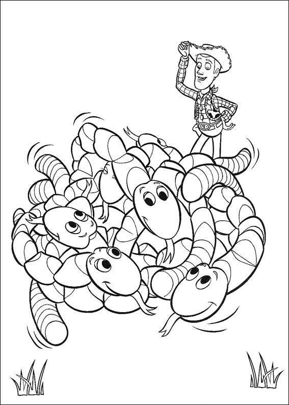 Toy Story 039 coloring page