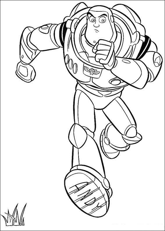 Toy Story 040 coloring page