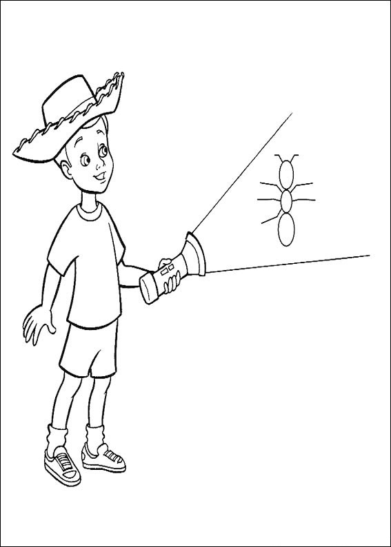 Toy Story 044 coloring page