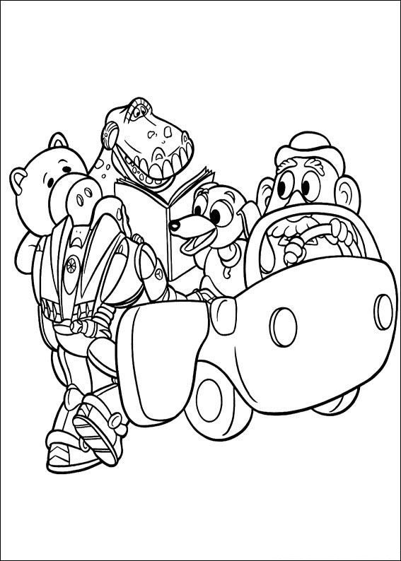 Toy Story 055 coloring page
