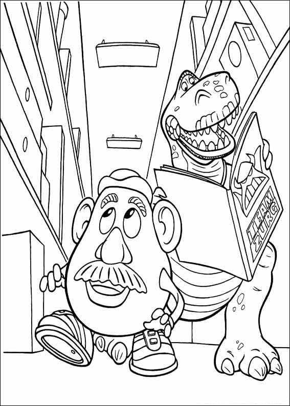 Toy Story 057 coloring page