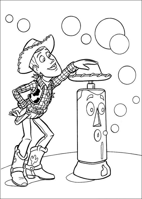 Toy Story 058 coloring page