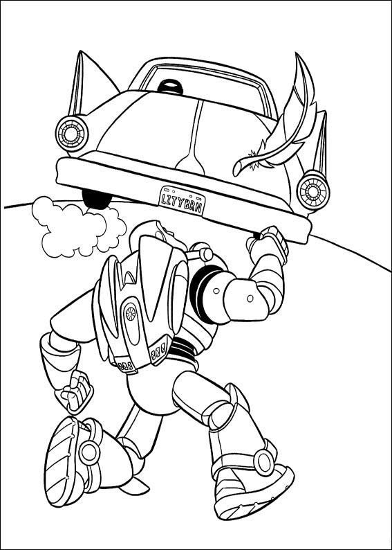 Toy Story 064 coloring page