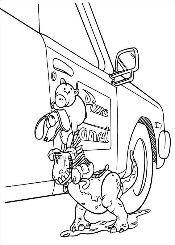 Toy Story 067 coloring page