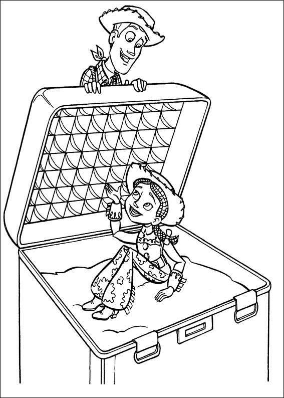 Toy Story 068 coloring page