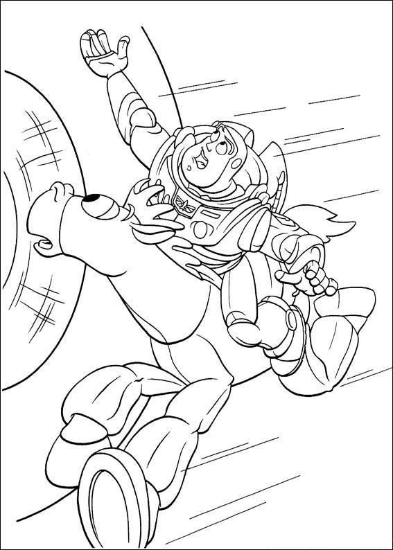 Toy Story 071 coloring page