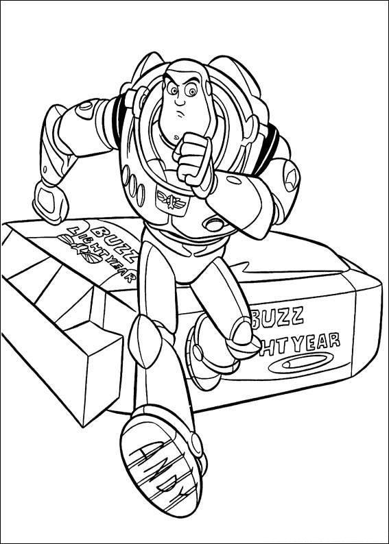 Toy Story 076 coloring page